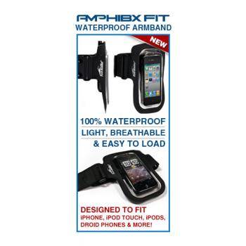 H20 Amphibx Fit Waterproof Armband - Large