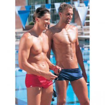 Speedo Solid Nylon Training Suit